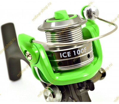 Катушка Mifine ICE 100F green