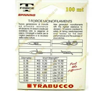 Леска моно Spinning 100м 0,35