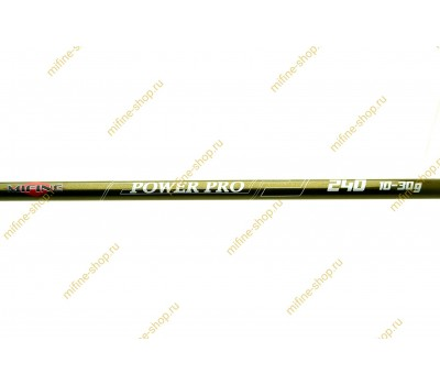 Спиннинг MIfine Power Pro 2,7м
